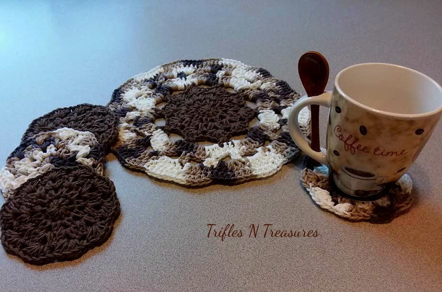 FREEPlacematCoasters~TriflesNTreasures